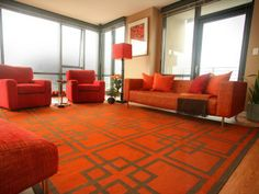 Tangerine Tango: Decorate With Pantone's 2012 Color of the Year