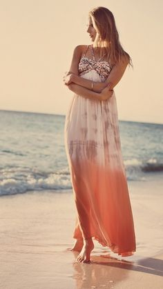 need summer now maxi dress #anoukblokker #style for women #womenfashionwww.2dayslook.com