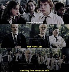 "6,467 Likes, 138 Comments - →draco loves hermione (@dramione_slays) on Instagram: ""Neville or Dean? -…"""