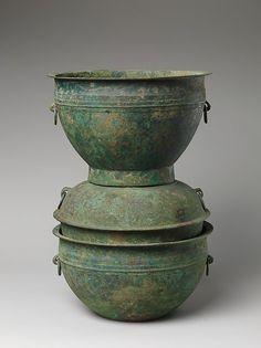 Cooking Vessel (Xian): late Eastern Zhou dynasty (770–256 B.C.)