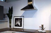 Jetair Chimney Rangehood with Built-in Motor from Dexterton Corporation Philippines Philippines, Kitchen Design, Mirror, Lighting, Building, Modern, Furniture, Home Decor, Trendy Tree