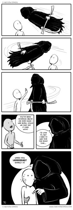 How Death Works - Neatorama