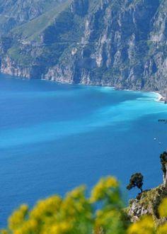 amalfi coast by jennifer lyn king