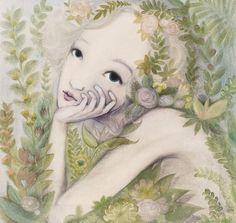 Lumea de vis a Lénei Brauner Joy Of Living, Amai, Pastel, Princess Zelda, Prints, Fictional Characters, Inspiration, Paintings, Illustrations
