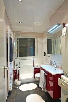 Die 38 besten Bilder von Kleine Badezimmer - mit Badewanne | Small ...