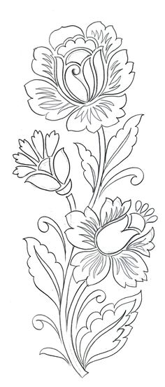 Christmas Embroidery Patterns, Floral Embroidery Patterns, Machine Embroidery Patterns, Hand Embroidery Patterns, Embroidery Stitches, Stencil Painting, Fabric Painting, Peacock Wall Art, Pottery Painting Designs
