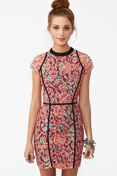 deco dress from Nasty Gal http://www.nastygal.com/clothes-dresses/deco-lace-dress