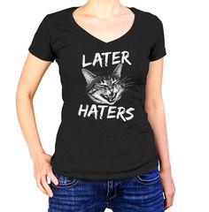 haha, bye felicia indeed -- funny cat tshirt