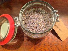 Lavender loose leaf tea at Hattie's Baslow www.hattiesbaslow.co.uk