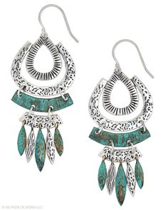 Elements Earrings, E
