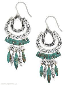 Elements Earrings, E