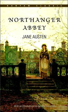 Northanger Abbey // Finally got through all of Jane Austen's books! Pride and Prejudice is still my favorite, but this one was also very clever