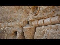 Ancient Underground Water System Found Under Persian Castle