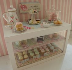 mini cupcakery: Cynthia from Cynthia's Cottage Design