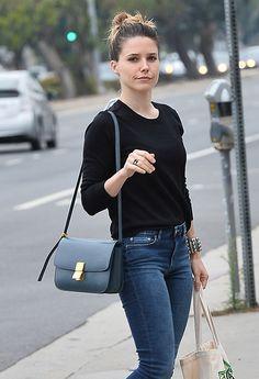 The Céline Box Bag is Having a Little Moment This Week, Plus More Celeb Bag Picks