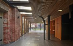 Catholic Leadership Centre / Woods Bagot Location: East Melbourne VIC, Australia