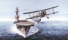 HMS Eagle, otro portaviones que iba para acorazado (en este caso encargado por la Marina de Chile), pero cuyas obras fueron suspendidas al iniciarse la PGM, siendo adquirido al final de la misma por la Royal Navy con el fin de convertirlo en portaviones, de 21.500 t, 24 nudos y un reducido grupo aéreo de unos 25 aviones. Durante la SGM... Más en www.elgrancapitan.org/foro