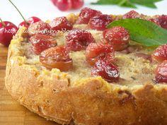 Dulcis in Furno: Torta Rustica di Pane e Ciliegie