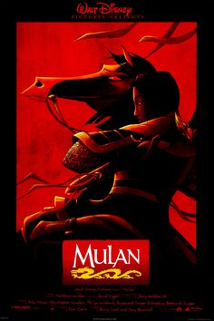 Mulan posters for sale online. Buy Mulan movie posters from Movie Poster Shop. We're your movie poster source for new releases and vintage movie posters. Disney Films, Walt Disney Animated Movies, Animated Movie Posters, Disney Movie Posters, Disney Wiki, Disney Characters, Walt Disney Animation, Love Movie, Movie Tv