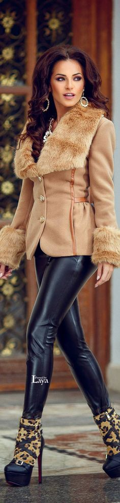 Chic In The City- Atmosphere Fashion- | LadyLuxuryDesigns