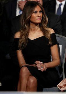 BUY Melania Trump's Roland Mouret Dress From The Presidential Debate