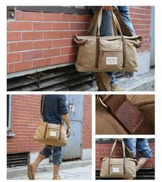 Weekender... menpearance.com  #men #menstagram #bags #bag #weekender #mensbags #travelbags #gymbags #onlineshopping #mensfashion #fashion #homme #mann #stylish #duffelbag #new #freeshipping #streetstyle #menpearance #visitus #latesttrend #khaki #travel #instyle #packup #looklikethis #shopping