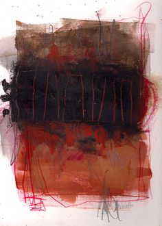 Abstract Painting by Marie Bortolotto
