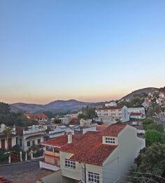 Vista do Hotel Real em São Lourenço Mg