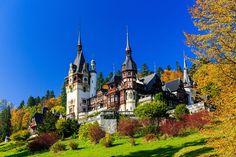 ペレシュ城/ルーマニア