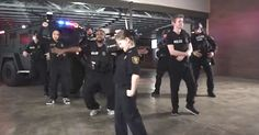 awesome Police Officers Create Realistic Music Video To Cheer Up Little Girl With Rare Blood Disease