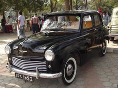 1950 Hillman Minx MKIV with 1265cc Four cylinder engine