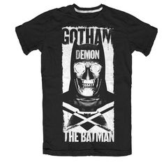 Batman: Gotham Demon T-shirt Preorder - Merchoid