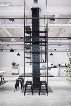 Gallery of Usine Restaurant / Richard Lindvall - 5