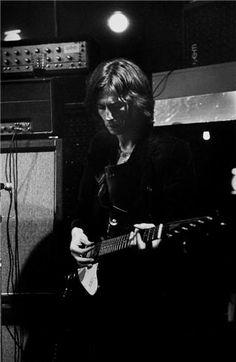 Eric Clapton London, England 1969