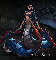 #AngelStone Para más información sobre #Videojuegos, Suscríbete a nuestra página web: http://legiondejugadores.com/ y síguenos en Twitter https://twitter.com/LegionJugadores