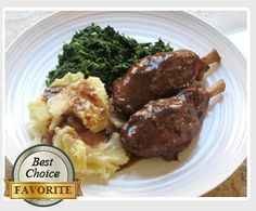 Best Prepared Meal in the Pork and Veal Category goes to Magic Kitchen. See all the winners here!
