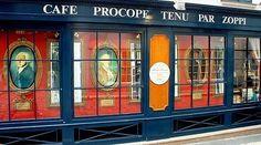 Paris Atelier: Le Procope