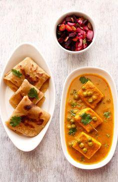 Matar Paneer: Easy matar paneer recipe, Punjabi matar paneer recipe. I've made this recipe, it turns out fantastic!