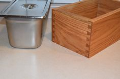 Wooden Compost Bin, Canning, Home Canning, Conservation