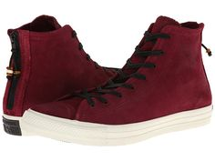 Converse Chuck Taylor® All Star® Burnished Suede Back Zip