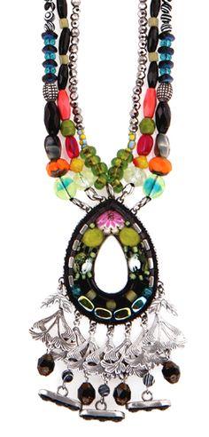Ayala Bar Jewelry Classic Necklace Item 3244. - Ayala Bar jewelry authorized dealers -Mira Gallery