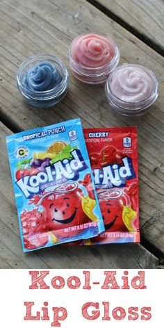 Check out my recipe for DIY Kool-Aid Lipgloss! http://asweetpotatopie.com/2014/05/12/diy-kool-aid-lip-gloss/ #cbias #kooloff #shop