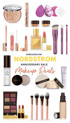 All the details you need about this year's Nordstrom Anniversary Sale! Plus, The best anniversary beauty deals 2020 including Makeup, Skincare, Hair Care, Fragrance, the Grooming picks! #nordstromanniversarysale #nordstromsale #nordstrombeauty Makeup Over 40, Makeup For Teens, High End Makeup, Nordstrom Beauty, Best Acne Products, Best Makeup Products, Beauty Products