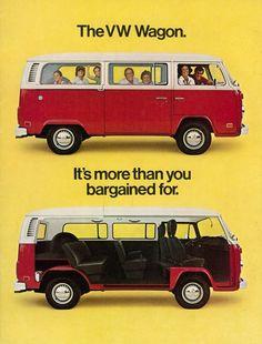 1977 VW bus in red. Had one for 11 years! Vw Caravan, Bus Camper, Campers, Volkswagen Bus, Transporter T3, Kdf Wagen, Vans Original, Vw Vintage, Combi Vw