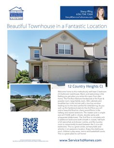 ISSUU - 12 Country Heights eflyer by Susan Brewer Service First Real Estate