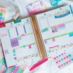 Planner Decorations March 2016 (Erin Condren Vertical)