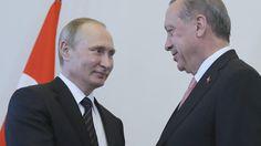 Treffen in Istanbul: Putin zerrt vergeblich an Erdogan