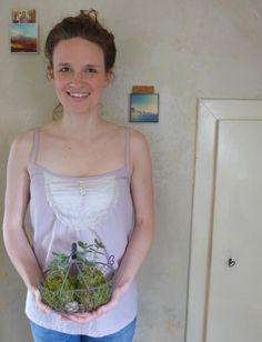 ein zartes Sommertop- selbst gemacht! von EmmyLou http://de.dawanda.com/shop/emmylou