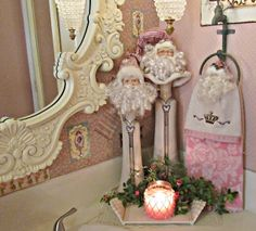 Penny's Vintage Home: Christmas in Paris