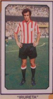 Jabo Irureta, Athletic de Bilbao